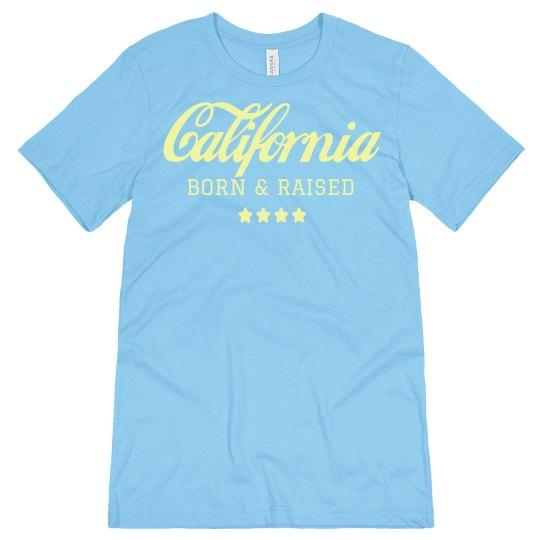 Born & Raised California
