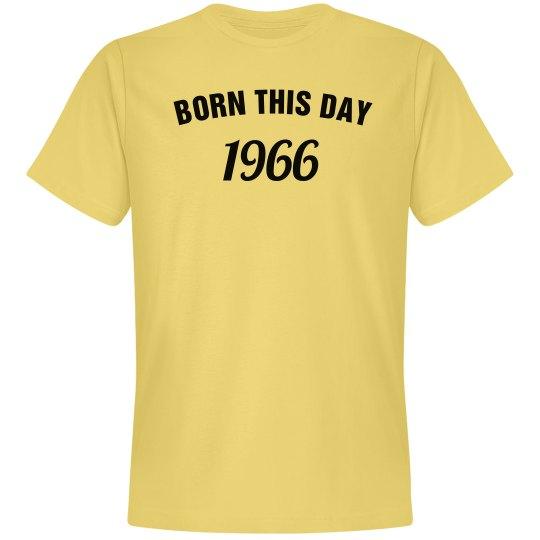 Born this day 1966
