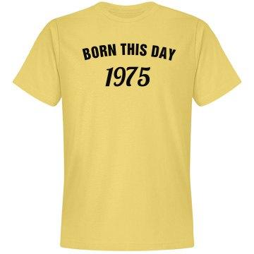 Born this day 1975