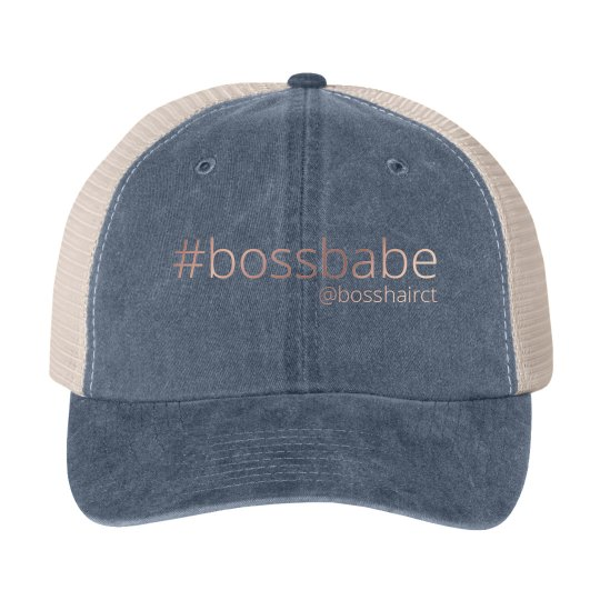 #bossbabe hat
