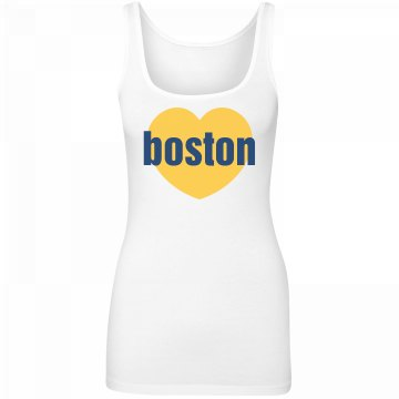 Boston Runner at Heart