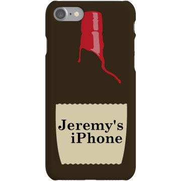 Bourbon iPhone Case