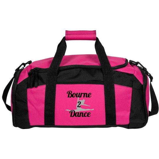 Bourne 2 Dance Duffle