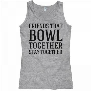 Bowl together