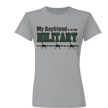 Boyfriend In The Military