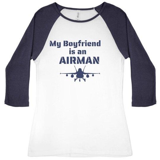 Boyfriend Is An Airman
