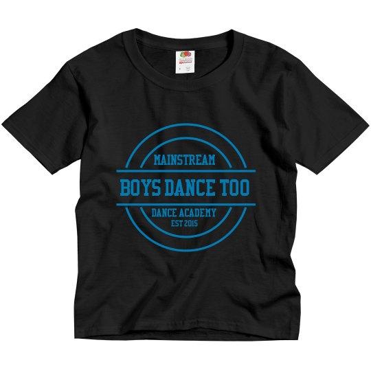 Boys Dance Too Shirt