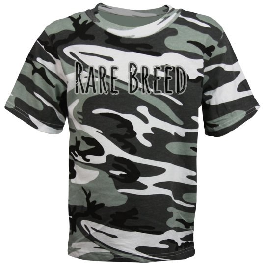 "Boy's ""RARE BREED"" Shirt"