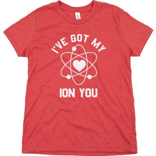 Boys Science Valentine Pun Funny