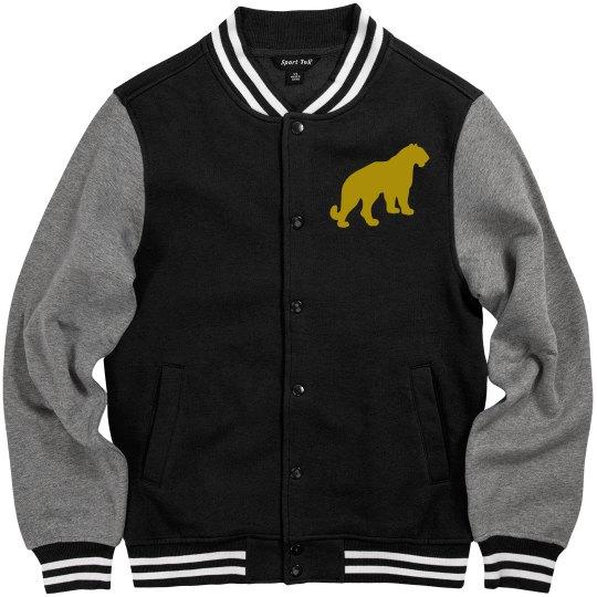Brackett tigers men's jacket.
