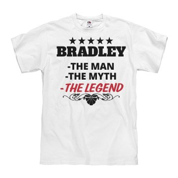 Bradley - the man!