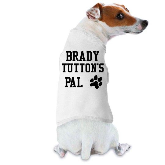 Brady Tutton Dog Tank Top