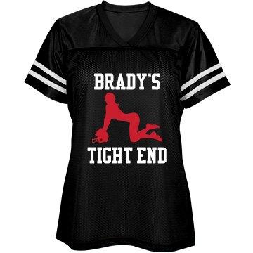 Brady's Tight End