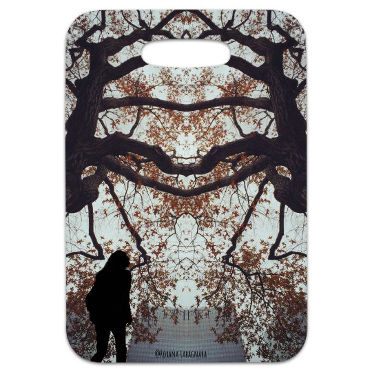 Branches (luggage tag)