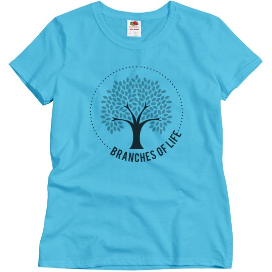 Branches Women's Tee
