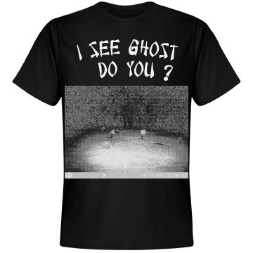 Brandon Hauntings t shirt