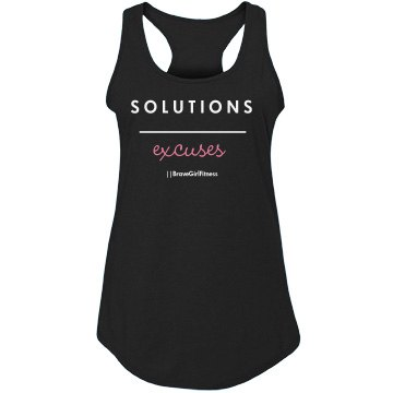 Brave Girl Fit Solutions Tank