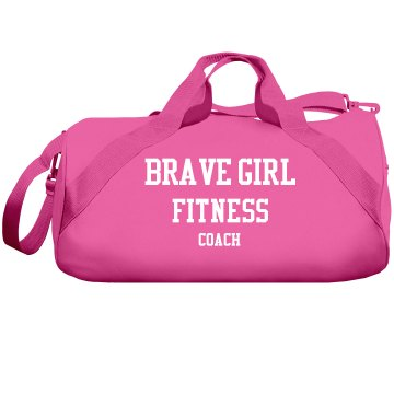 Brave Girl Fitness Coach Duffel