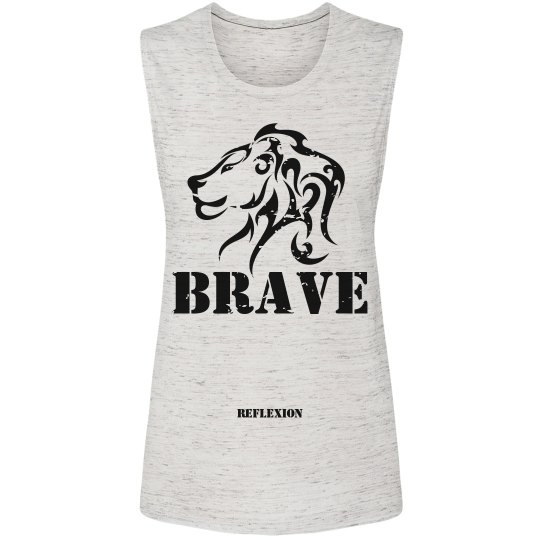 BRAVE Muscle Tank