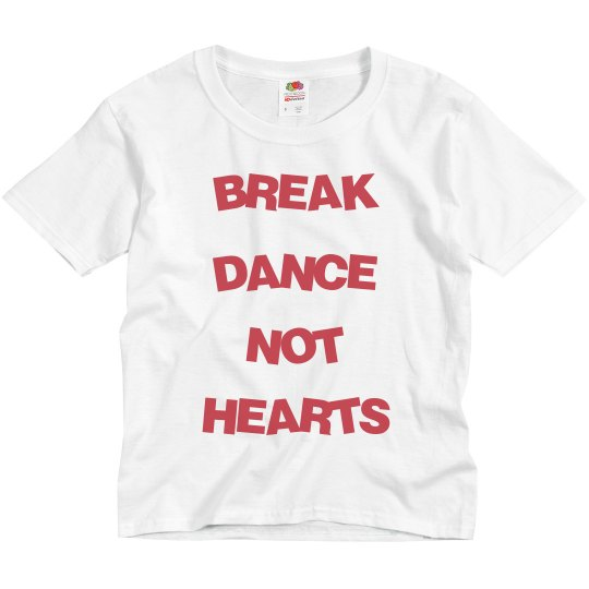 BREAK DANCE YOUTH TEE