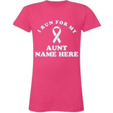 Breast Cancer Charity Run
