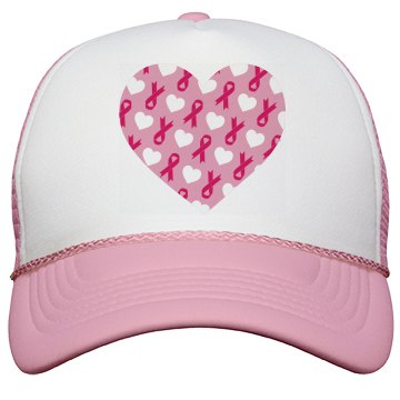 Breast Cancer Hearts