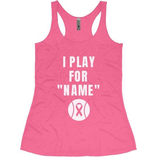 Breast Cancer Softball T