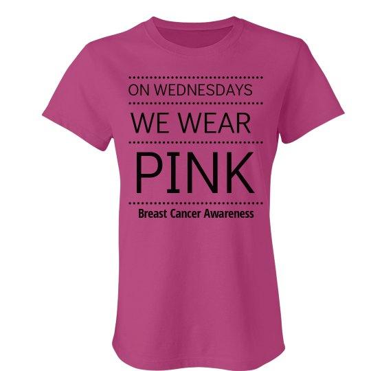 Breast Cancer Wear Pink