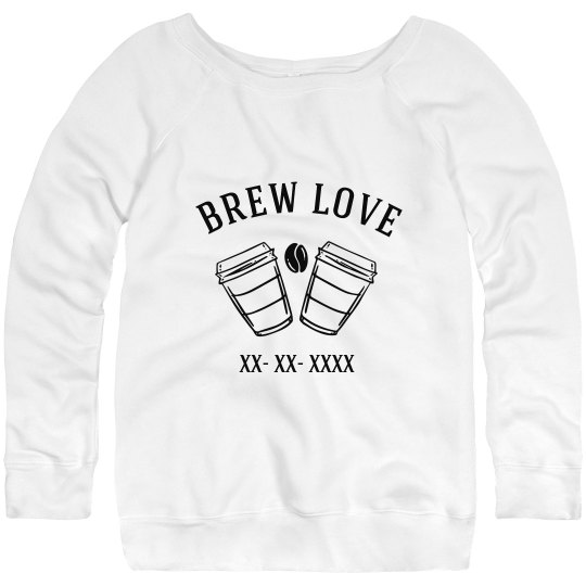 Brew Love Womens