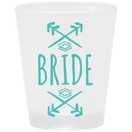 Bride Boho Arrows For Bachelorette