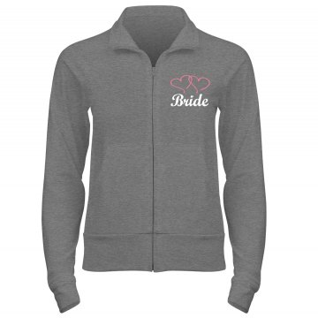 Bride Heart Jacket w/Back