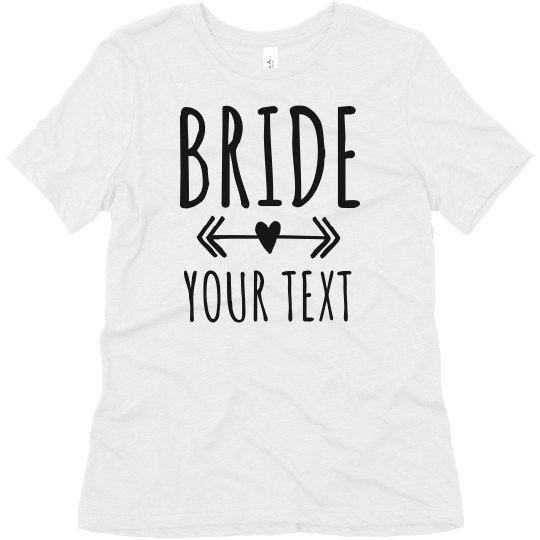 Bride Tribe Custom Bachelorette