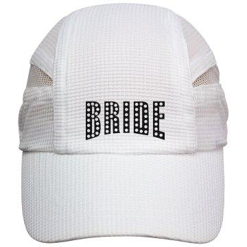 Bride Wedding Cap