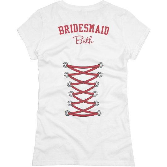 Bridemaid Corset Top