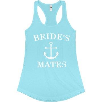 Bride's Mates Nautical