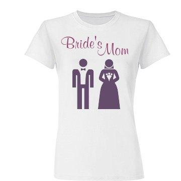 Bride's Mom Couple