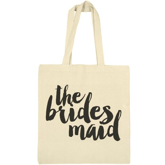 Bridesmaid Script Bag