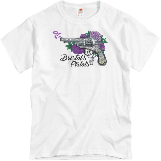 Bristol's Pistols, Mens - White