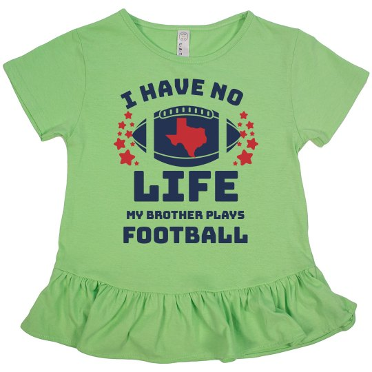 Brock No Life Texas Football