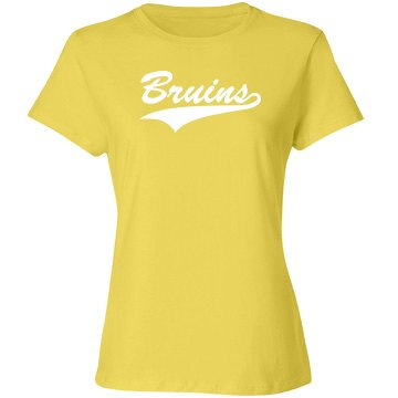 Bruins sports shirt