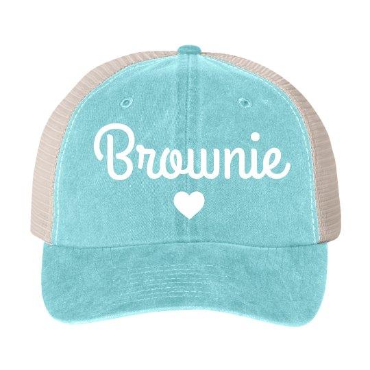 Brunette & Blonde Best Friend Hats