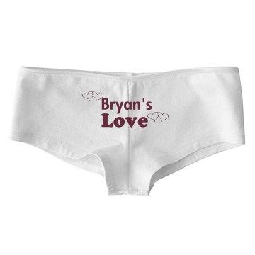 Bryan's Love