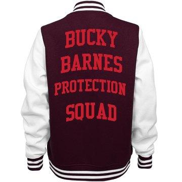 Bucky Barnes Protection Squad