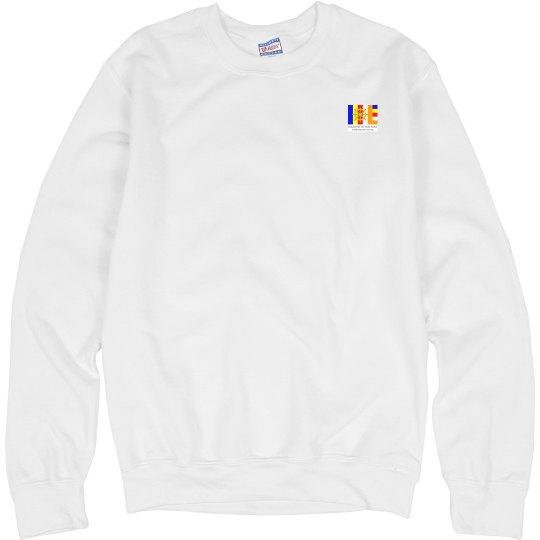 Buddhist Action Now Crewneck Sweatshirt-Unisex
