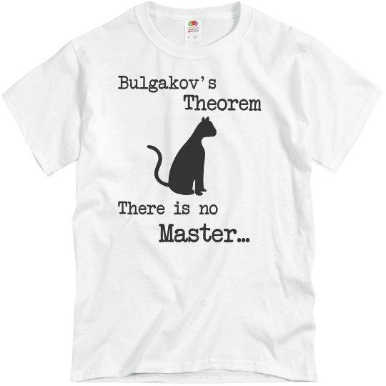 Bulgakov's Theorem - Cotton
