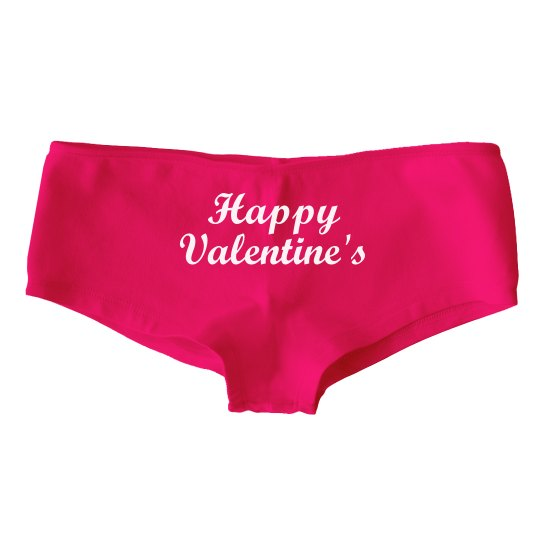 Bullseye Valentine