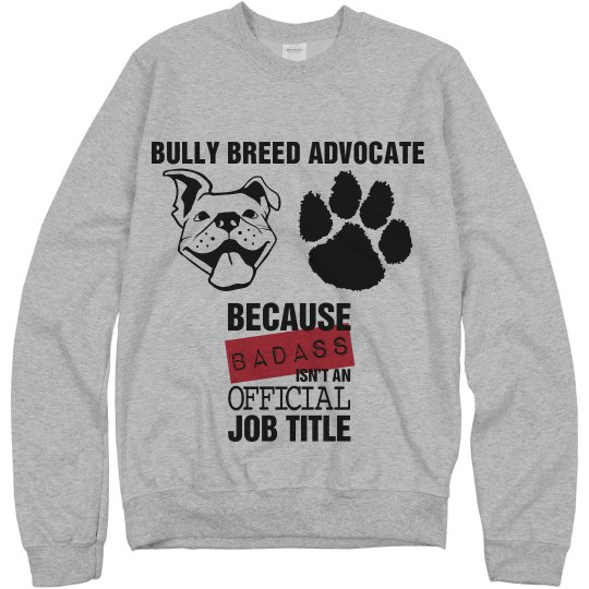 Bully Breed Advocate