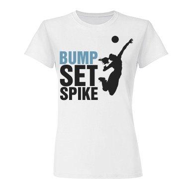 Bump Set Spike