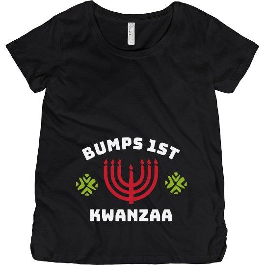 Bumps First Kwanzaa Top