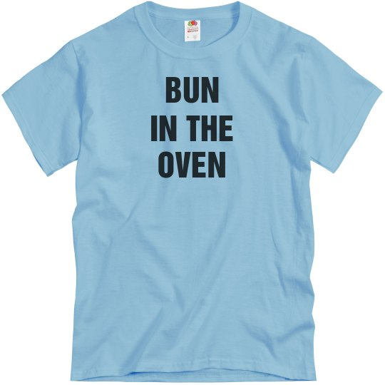 Bun in the Oven Bold Text